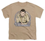 Youth: Andy Griffith - Thanks For The Memories T-shirts