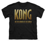 Youth: King Kong - Logo T-shirts