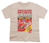 Youth: Back To The Future II - Sports Almanac T-shirts