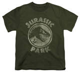 Youth: Jurassic Park - JP Stamp T-shirts
