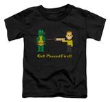 Toddler: Star Trek - Kirk Phased First Shirts
