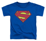 Toddler: Superman - New 52 Shield T-shirts