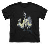 Youth: Elvis Presley - Painted King T-Shirt