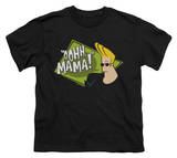 Youth: Johnny Bravo - Oohh Mama T-shirts