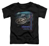 Toddler: Star Trek - Enterprise NX-01 T-shirts