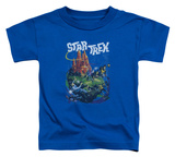 Toddler: Star Trek - Vulcan Battle Shirts