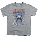 Youth: Jaws - Comic Splash T-Shirt
