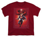 Youth: Man Of Steel - Title T-Shirt