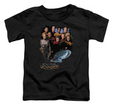 Toddler: Star Trek - Voyager Crew Shirt