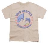 Youth: Batman - Two Heroes T-Shirt