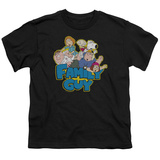 Youth: Family Guy - Family Fight Shirts