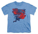 Youth: Man Of Steel - Shield Splat Shirt
