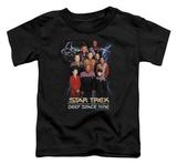 Toddler: Star Trek - Deep Space 9 Crew T-Shirt