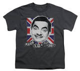 Youth: Mr Bean - Long Live T-shirts