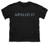 Youth: Apollo 13 - Logo T-shirts