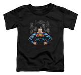 Toddler: Superman - Villains T-shirts
