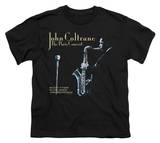 Youth: John Coltane - Paris Coltrane T-shirts