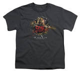 Youth: 47 Ronin - Die Like Samurai T-Shirt
