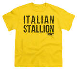 Youth: Rocky - Italian Stallion T-Shirt