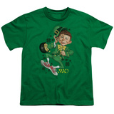 Youth: Mad Magazine - Lucky Mad T-shirts