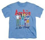 Youth: Archie Comics - And The Gang Shirts