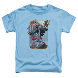 Toddler: Superman - Pick Up My Truck T-shirts