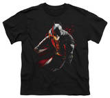 Youth: Dark Knight Rises - Ready To Punch T-Shirt