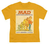 Youth: Mad Magazine - Charles T-shirts