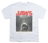 Youth: Jaws - Classic Fear T-shirts