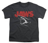 Youth: Jaws - Cracked Jaw T-shirts