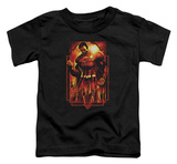 Toddler: Superman - Metropolis Deco T-shirts