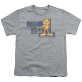 Youth: Garfield - Dad Is Number One T-Shirt