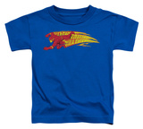 Toddler: The Flash - Fastest Man Alive T-shirts
