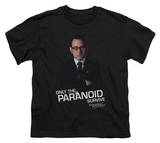 Youth: Person Of Interest - Paranoid Shirts