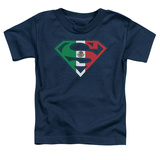 Toddler: Superman - Mexican Shield Shirt