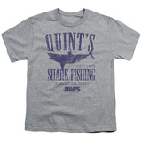 Youth: Jaws - Quints T-Shirt