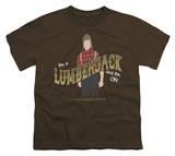Youth: Monty Python - Lumberjack T-shirts