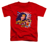 Toddler: Wonder Woman - Pop Art Wonder Shirt