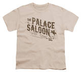Youth: Back To The Future III - Palace Saloon T-shirts