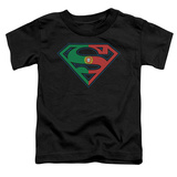 Toddler: Superman - Portugal Shield T-Shirt