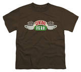 Youth: Friends - Central Perk Logo Shirts
