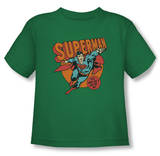 Toddler: Superman - Job For Me T-shirts