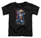 Toddler: Superman - Faster Than T-Shirt