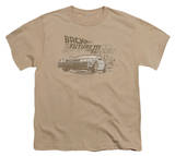 Youth: Back To The Future III - Carboys And Indians T-shirts