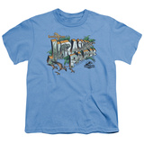 Youth: Jurassic Park - Greetings From JP T-shirts