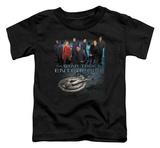 Toddler: Star Trek - Enterprise Crew T-Shirt