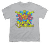 Youth: Martian Manhunter - Manhunter Stars Shirts