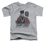 Toddler: Star Trek - Q Point T-Shirt