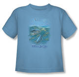 Toddler: Wildlife - Blue Mayhem T-shirts