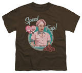 Youth: I Love Lucy - Speed It Up T-shirts
